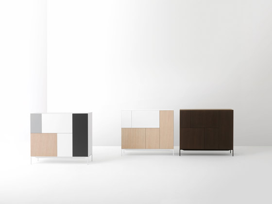 Vision cabinets von Pastoe | Sideboards / Kommoden