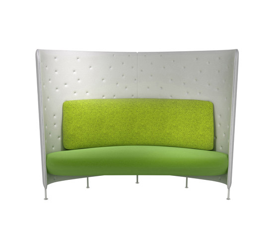 Mono/Twin by Segis | Lounge sofas