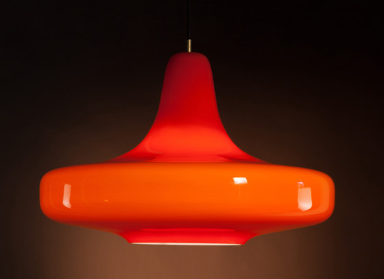 UFO60 orange by PSYKEA | General lighting