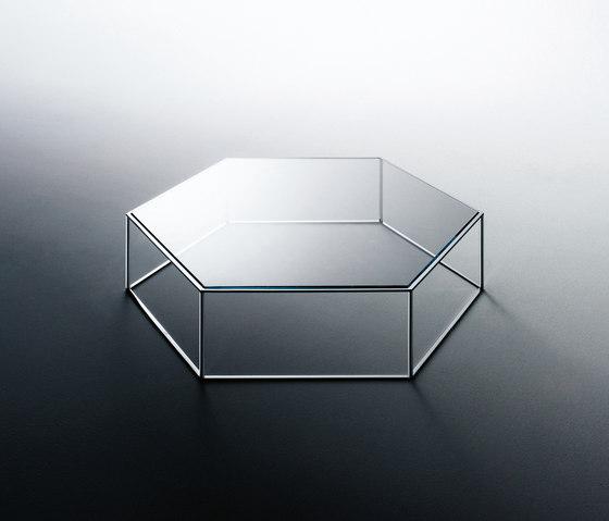 Hexagon 690 von Desalto | Couchtische