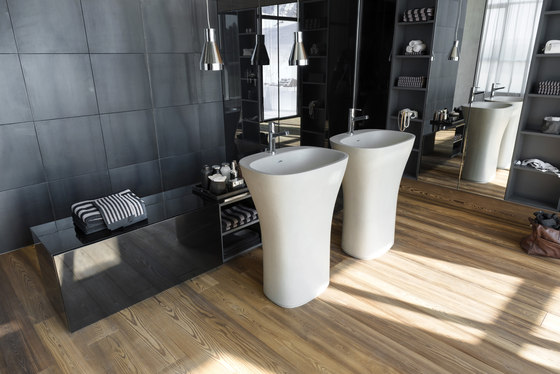 Via Veneto by Falper | Wash basins