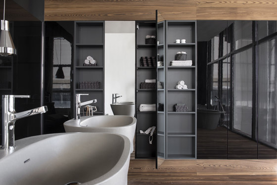 Atelier Via Veneto by Falper | Wall cabinets