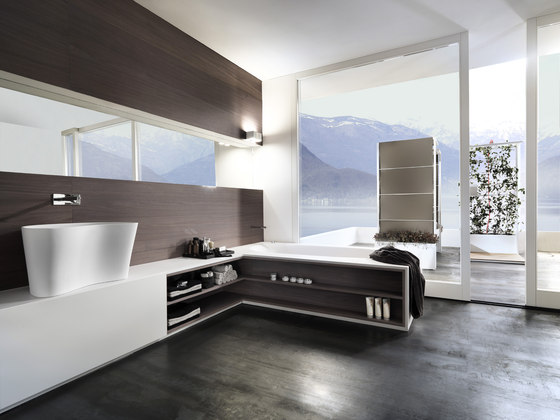 Atelier Via Veneto by Falper | Wash basins