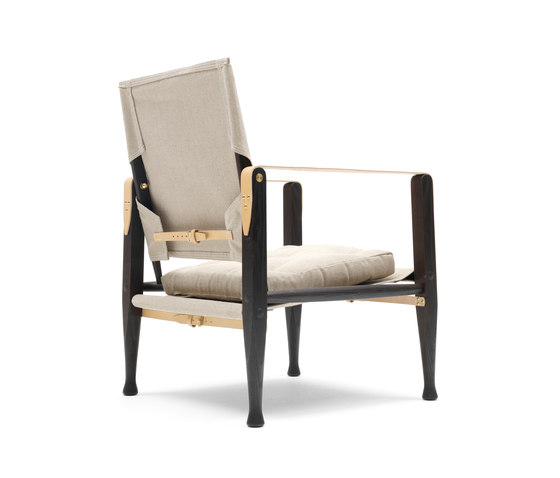 KK4700 Safari chair von Carl Hansen & Søn | Loungesessel