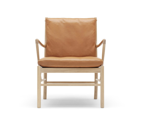 OW149 Colonial chair di Carl Hansen & Søn | Poltrone lounge
