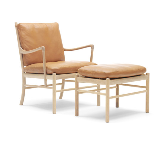 OW149 | OW149-F Colonial chair di Carl Hansen & Søn | Poltrone