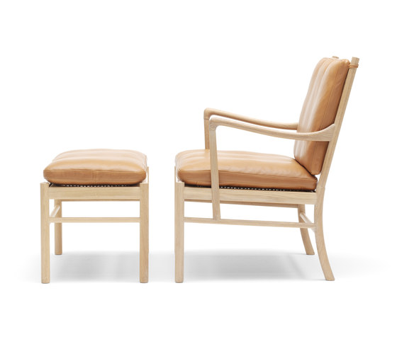 OW149 | OW149-F Colonial chair by Carl Hansen & Søn | Armchairs