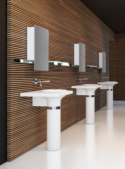 Vase Bathroom Furniture Set 5 by Inbani | Vanity units