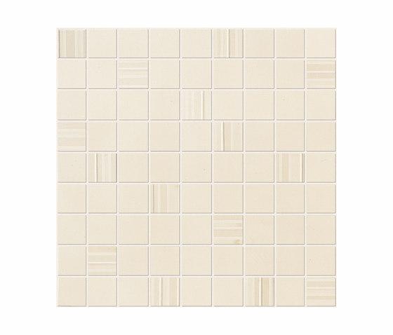 Sublime Shell Mosaic Square by Atlas Concorde | Ceramic mosaics