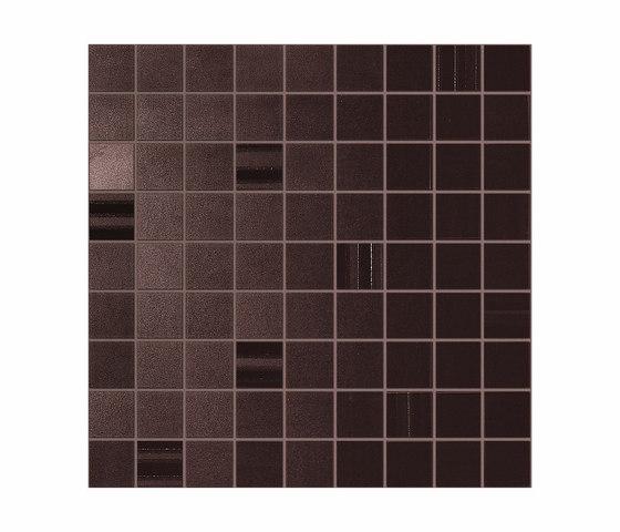 Sublime Sienna Mosaic Square by Atlas Concorde | Mosaics