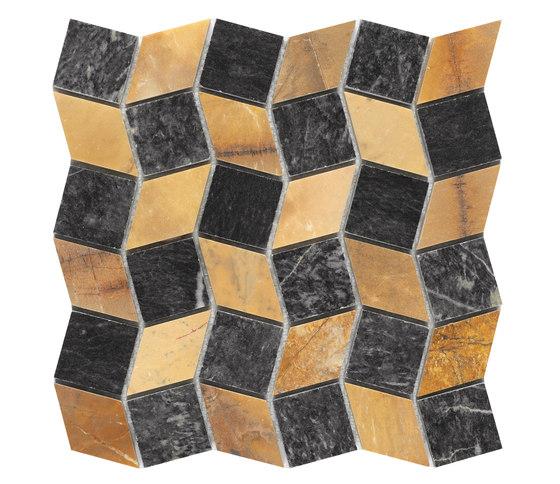 Arlequino by Dune Cerámica | Natural stone mosaics