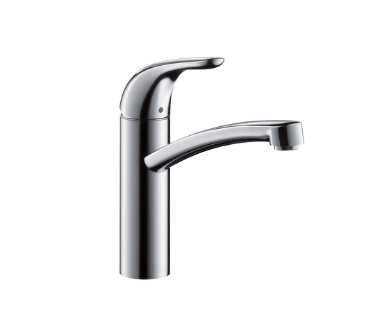 Hansgrohe Focus E Single Lever Kitchen Mixer DN15 by Hansgrohe | Kitchen taps