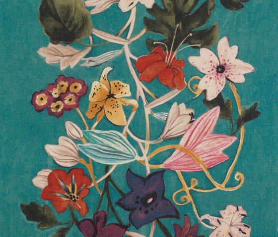 Flowers col. 002 by Dedar | Curtain fabrics