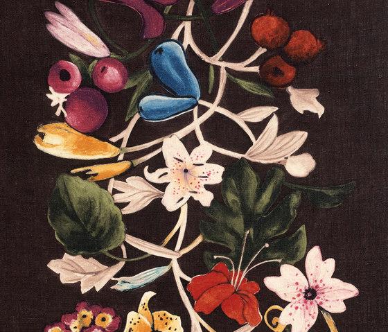Flowers col. 004 by Dedar | Curtain fabrics
