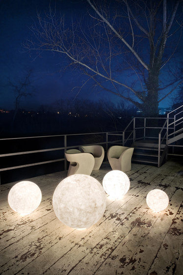 Ex Moon by IN-ES.ARTDESIGN | Floor lights