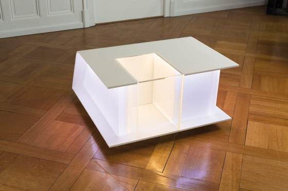 GL3A Lounge Table de GLAD, Guy Lafranchi | Tables basses