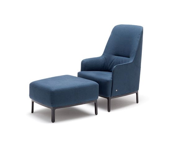 Rolf Benz 236 by Rolf Benz | Lounge chairs