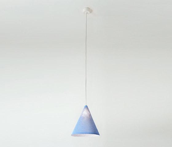 Jazz stripe blue by IN-ES.ARTDESIGN | General lighting
