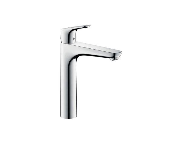hansgrohe focus 190 mitigeur de lavabo robinetterie pour lavabo de hansgrohe architonic. Black Bedroom Furniture Sets. Home Design Ideas