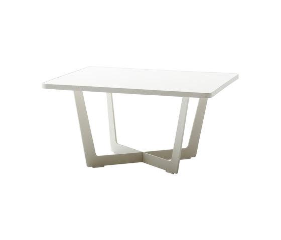 Time Out coffee table small de Cane-line | Tables basses de jardin