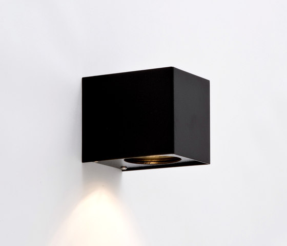 Tube carré black by Wever & Ducré | General lighting