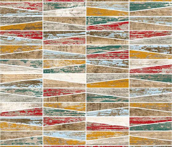 Mosaico Cincel Multicolor by VIVES Cerámica   Floor tiles