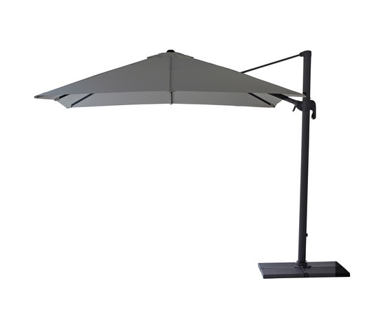 Hyde hanging parasol by Cane-line | Parasols