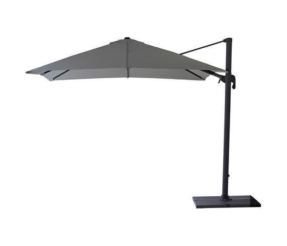 Hyde hanging parasol by Cane-line | Parasols