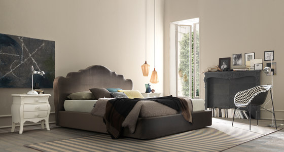 Coronas by Bolzan Letti | Double beds