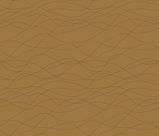 Linien I Wellen | col1 by Sabine Röhse | Bespoke fabrics