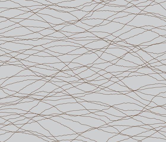 Linien I Geflecht by Sabine Röhse | Bespoke fabrics