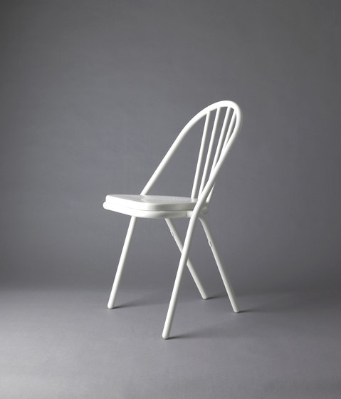 SURPIL CHAIR - SL9WH by DCW éditions | Multipurpose chairs