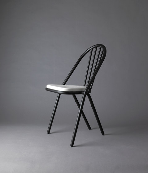 SURPIL CHAIR - SL10WH by DCW éditions | Multipurpose chairs