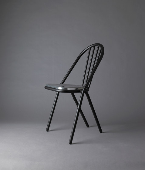 SURPIL CHAIR - SL10BL de DCW éditions | Chaises