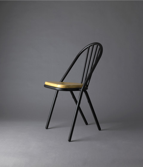 SURPIL CHAIR - SL10WL by DCW éditions   Multipurpose chairs