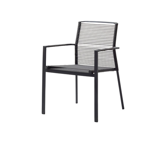 Edge armchair by Cane-line | Garden chairs
