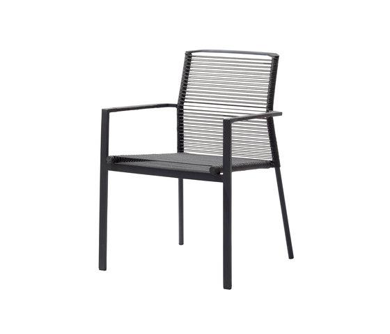 Edge armchair di Cane-line | Sedie da giardino