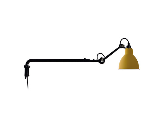 LAMPE GRAS - N°203 yellow by DCW éditions | General lighting