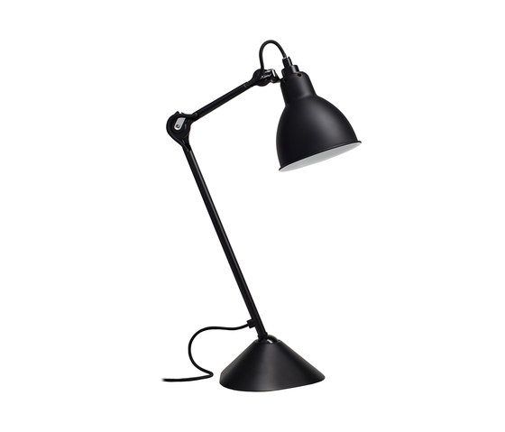 LAMPE GRAS - N°205 black by DCW éditions | General lighting