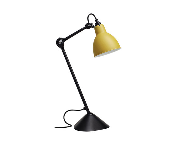 LAMPE GRAS - N°205 yellow by DCW éditions | General lighting