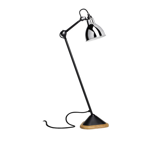 LAMPE GRAS - N°206 chrome by DCW éditions | General lighting