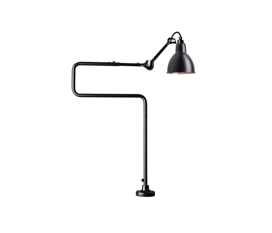 LAMPE GRAS - N°211-311 black/copper by DCW éditions | General lighting