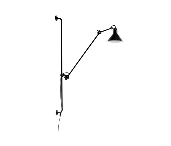 LAMPE GRAS - N°214 black by DCW éditions | General lighting