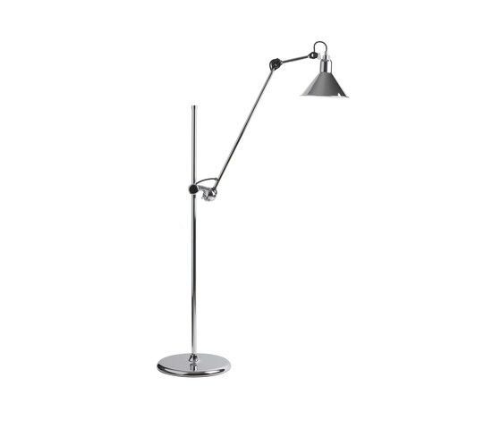 LAMPE GRAS - N°215 L chrome by DCW éditions | General lighting