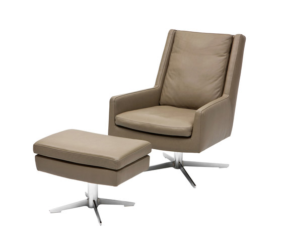 Gerry Loungechair by Christine Kröncke | Lounge chairs