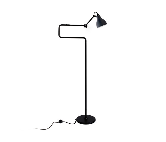 lampe gras n 411 blue clairage g n ral de dcw ditions architonic. Black Bedroom Furniture Sets. Home Design Ideas