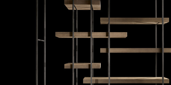 Cage B by HENGE | Shelves