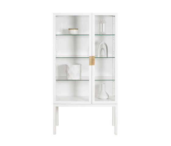 Frame Cabinet by ASPLUND | Display cabinets