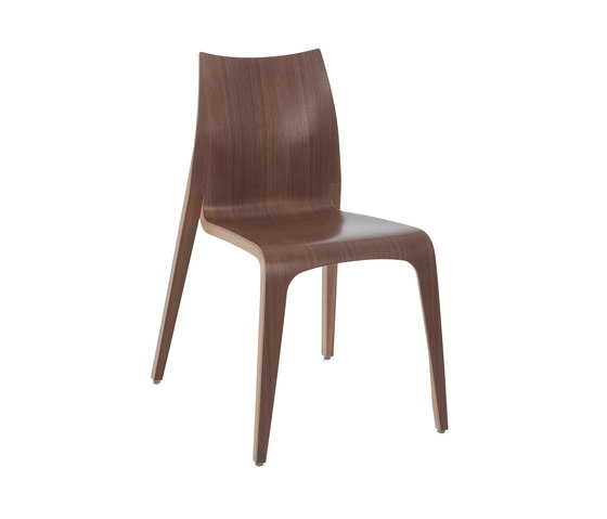 Flow chair von Plycollection | Mehrzweckstühle