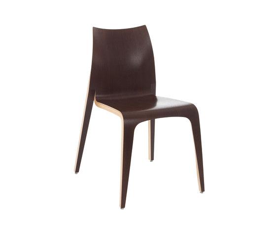 Flow chair von Plycollection | Mehrzweckstühle